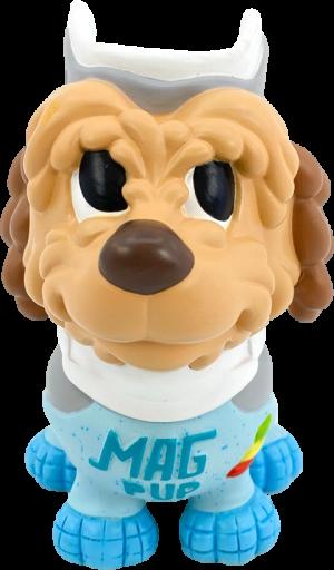 Einstein Mag Pup Life-Size Figure