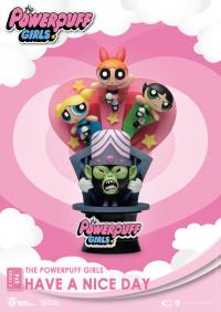 Gallery Image of The Powerpuff Girls Have a Nice Day D-Stage Statue