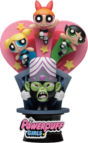 The Powerpuff Girls Have a Nice Day D-Stage Statue