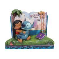 Gallery Image of Lilo & Stitch Story Book Figurine
