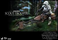 Gallery Image of Scout Trooper™ Sixth Scale Figure