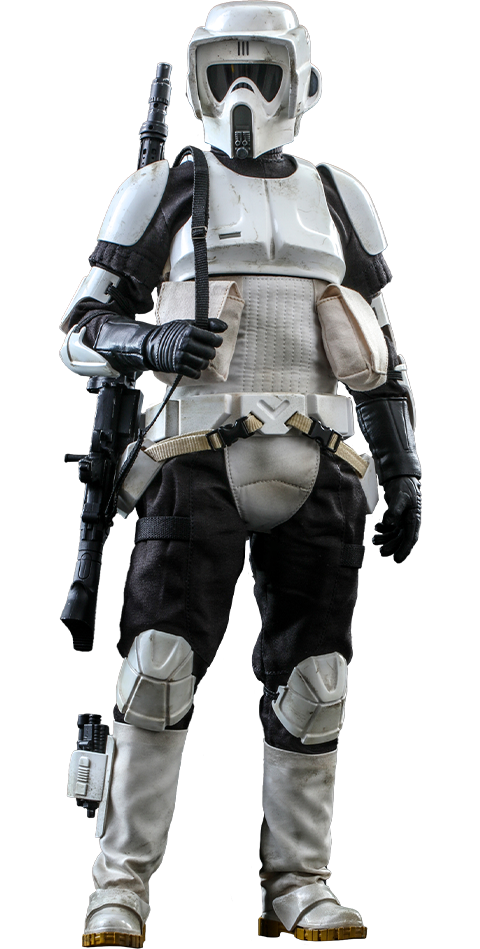 Hot Toys Scout Trooper™ Sixth Scale Figure