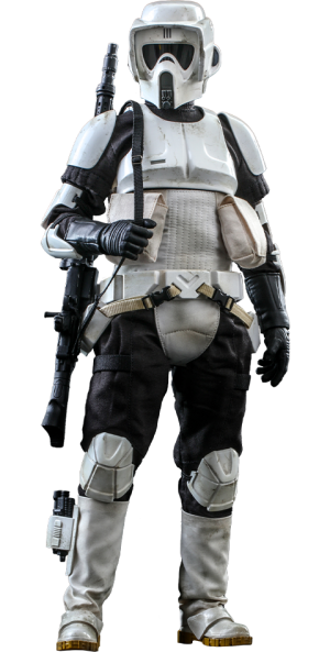 Scout Trooper™ Sixth Scale Figure