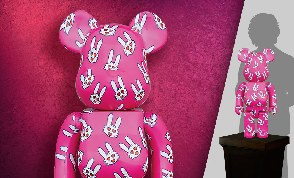 Gallery Feature Image of Be@rbrick Hitohatausagi 1000% Bearbrick - Click to open image gallery