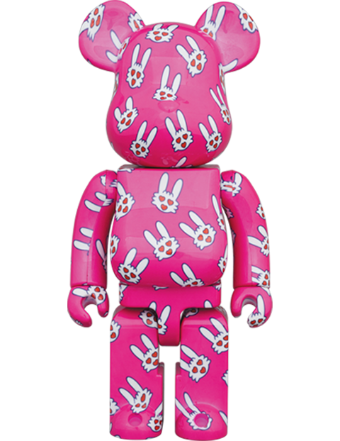 Medicom Toy Be@rbrick Hitohatausagi 1000% Bearbrick