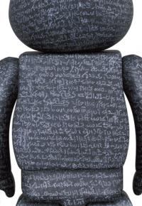 Gallery Image of Be@rbrick The Rosetta Stone 100% and 400% Bearbrick