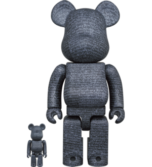 Be@rbrick The Rosetta Stone 100% and 400% Bearbrick