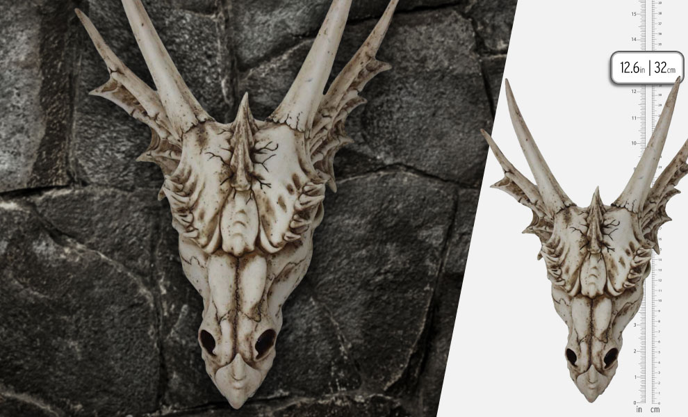 Gallery Feature Image of The Last Dragon Skull Prop Replica - Click to open image gallery