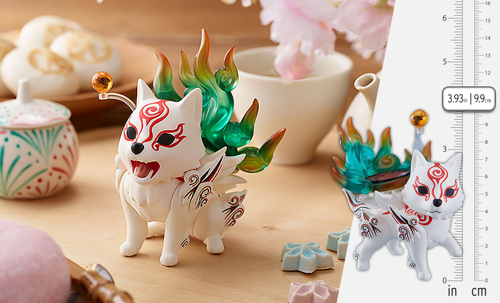 Gallery Feature Image of Shiranui Nendoroid Collectible Figure - Click to open image gallery