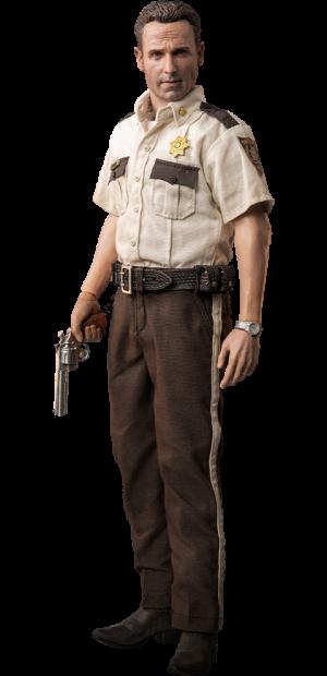 Rick Grimes (Season 1) Sixth Scale Figure
