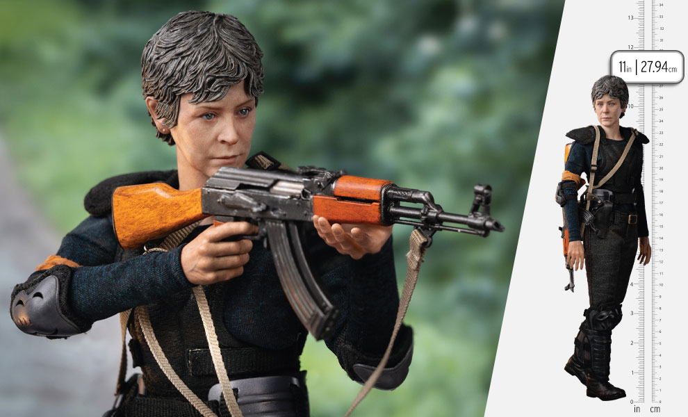 Gallery Feature Image of Carol Peletier Sixth Scale Figure - Click to open image gallery