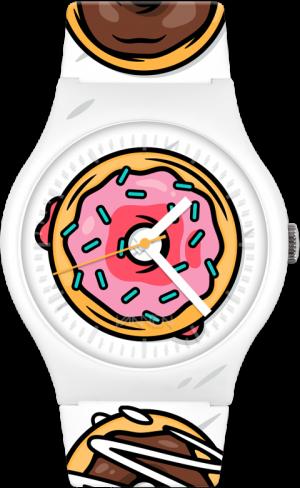 Twin Peaks Donut Limited Edition Watch Jewelry