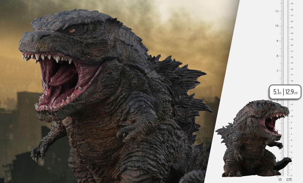 Gallery Feature Image of Godzilla (2021) Collectible Figure - Click to open image gallery