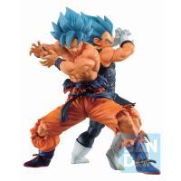 Gallery Image of Super Saiyan God Super Saiyan Son Goku & Vegeta (Vs Omnibus Super) Statue