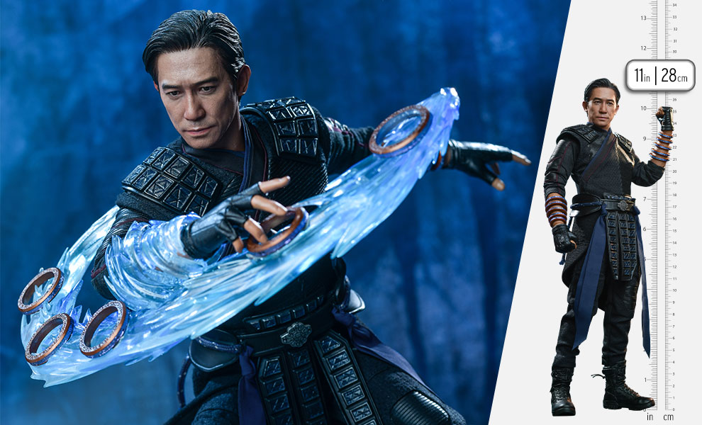 Gallery Feature Image of Wenwu Sixth Scale Figure - Click to open image gallery