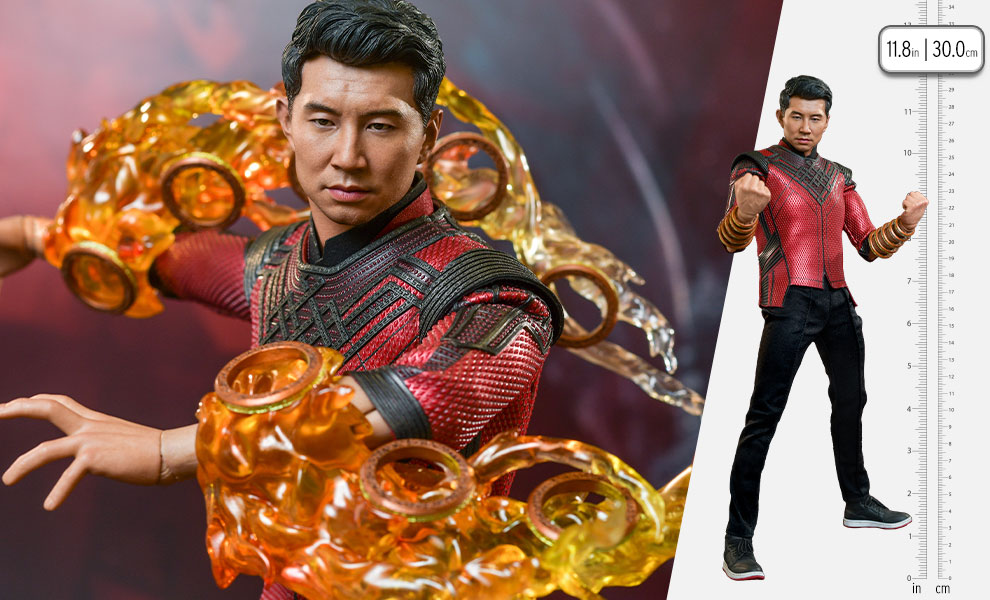 Gallery Feature Image of Shang-Chi Sixth Scale Figure - Click to open image gallery