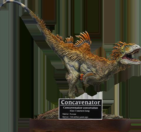 Star Ace Toys Ltd. Concavenator Statue