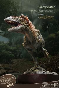 Gallery Image of Concavenator Deluxe Statue