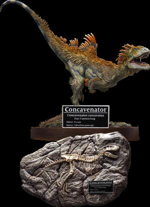 Concavenator Deluxe Statue
