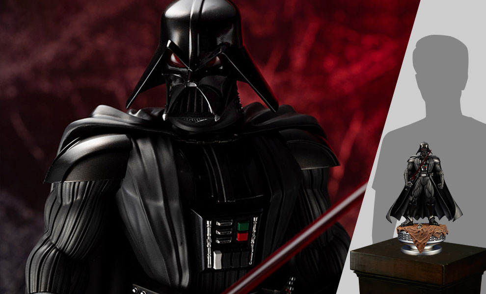 Gallery Feature Image of Darth Vader the Ultimate Evil Statue - Click to open image gallery