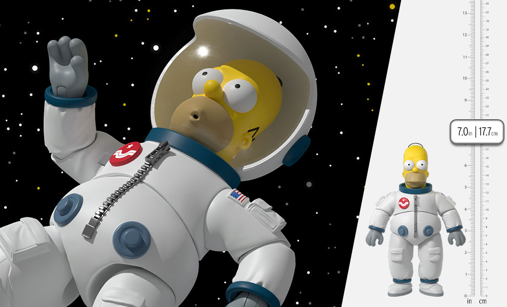 Gallery Feature Image of Deep Space Homer Figure - Click to open image gallery