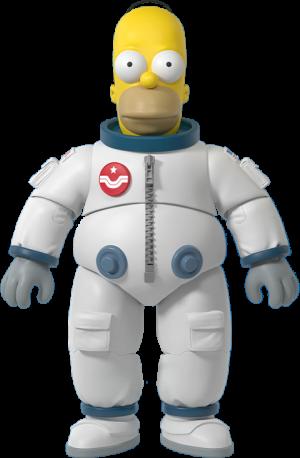 Deep Space Homer Figure
