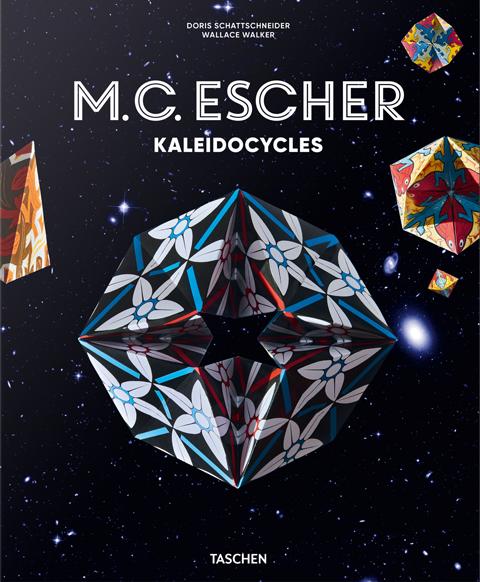 TASCHEN M.C. Escher. Kaleidocycles Book