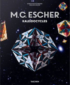 M.C. Escher. Kaleidocycles Book