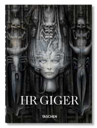 Gallery Image of HR Giger. 40th Ed. Book