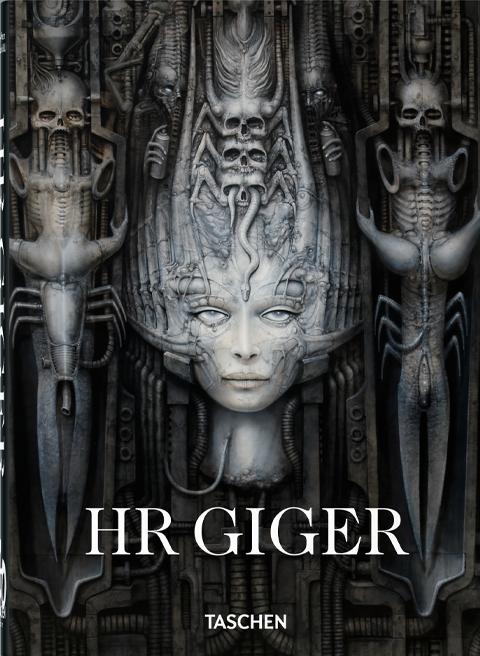 TASCHEN HR Giger. 40th Ed. Book