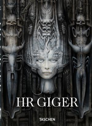 HR Giger. 40th Ed. Book