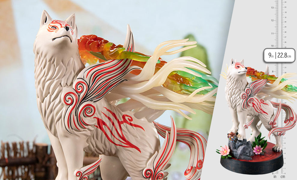 Gallery Feature Image of Shiranui (Standard Pose) Statue - Click to open image gallery