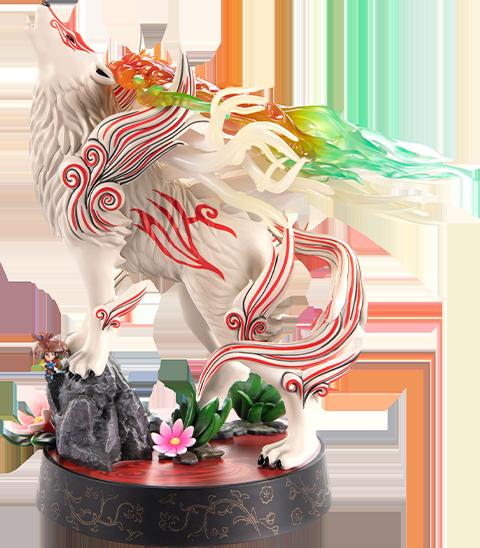 First 4 Figures Shiranui (Celestial Howl) Statue