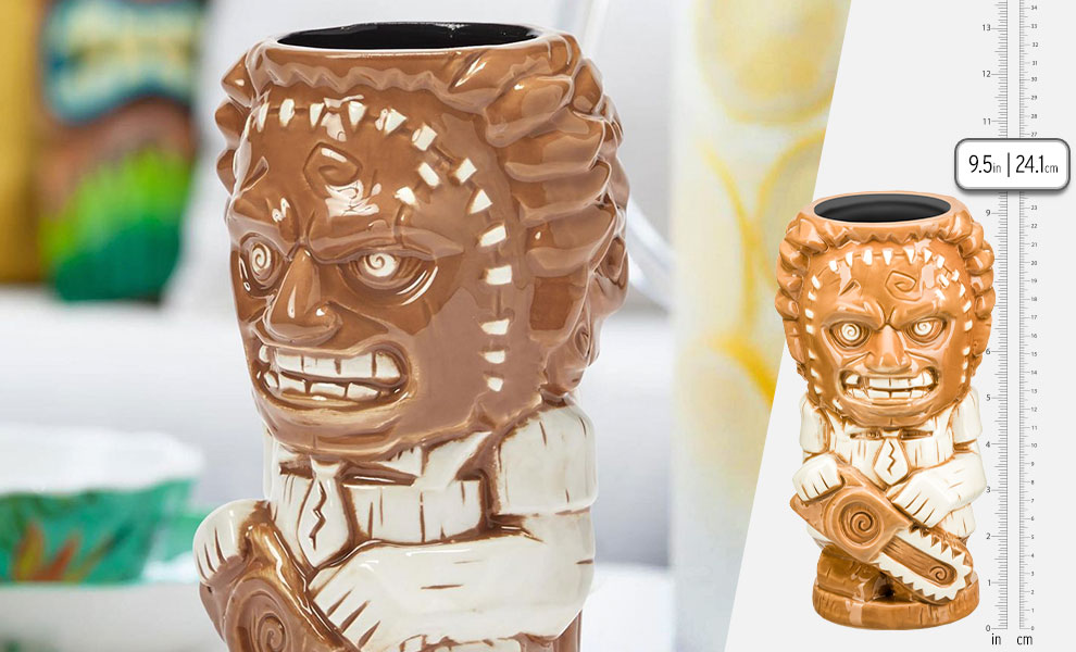 Gallery Feature Image of Leatherface Tiki Mug - Click to open image gallery