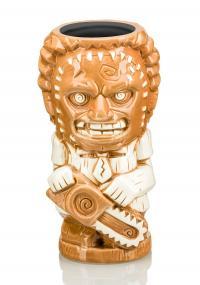 Gallery Image of Leatherface Tiki Mug