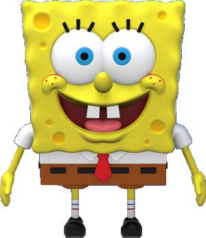 Spongebob Squarepants Action Figure