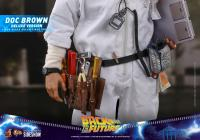 Gallery Image of Doc Brown (Deluxe Version) Sixth Scale Figure