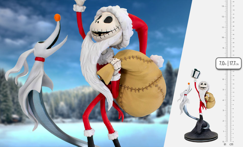Gallery Feature Image of Sandy Claws Q-Fig Elite Collectible Figure - Click to open image gallery