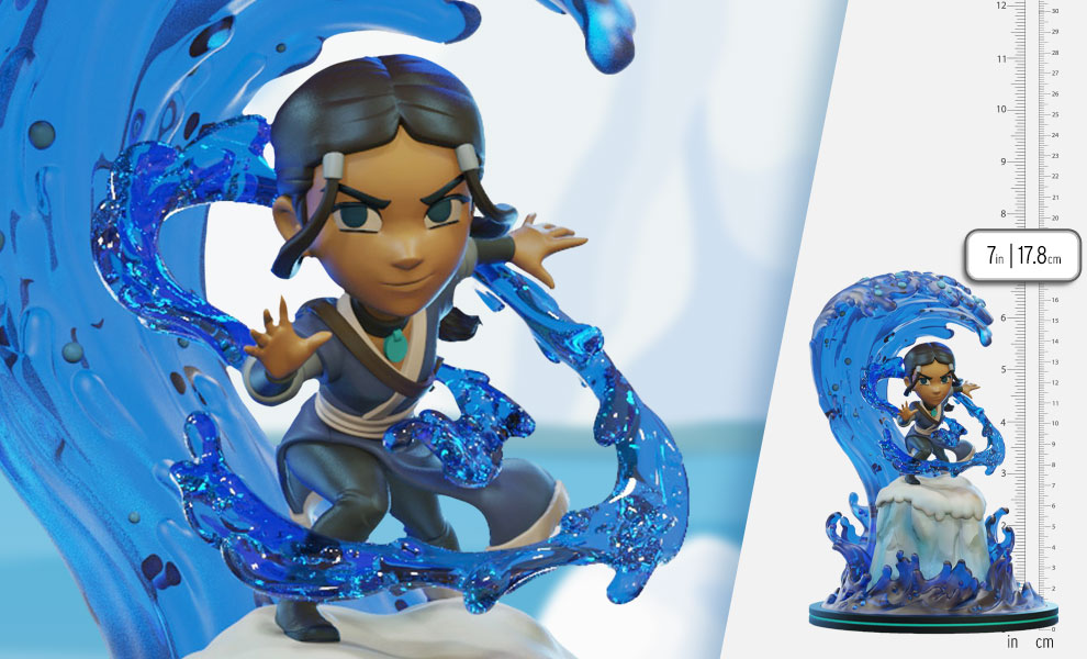 Gallery Feature Image of Katara Q-Fig Elite Collectible Figure - Click to open image gallery