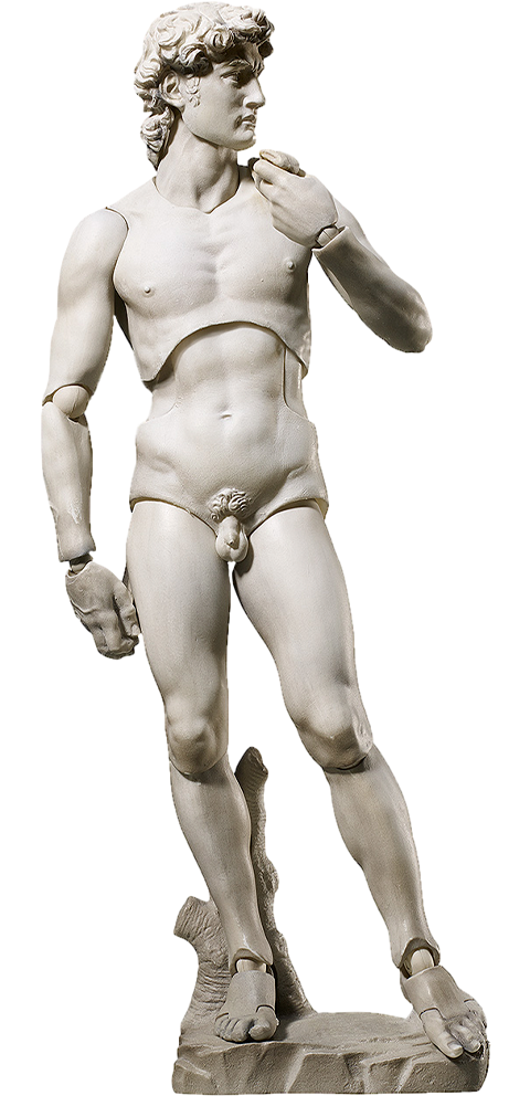 FREEing Davide di Michelangelo Figma Collectible Figure
