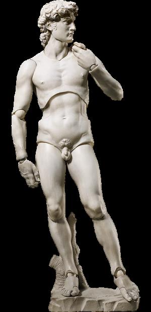 Davide di Michelangelo Figma Collectible Figure