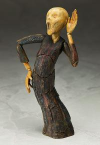 Gallery Image of The Scream Figma Collectible Figure