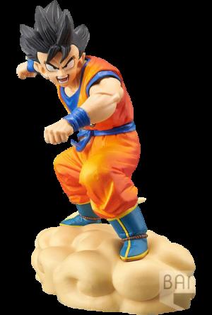 Hurry! Flying Nimbus!! Son Goku Collectible Figure