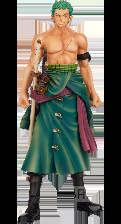 Banpresto The Roronoa Zoro Collectible Figure