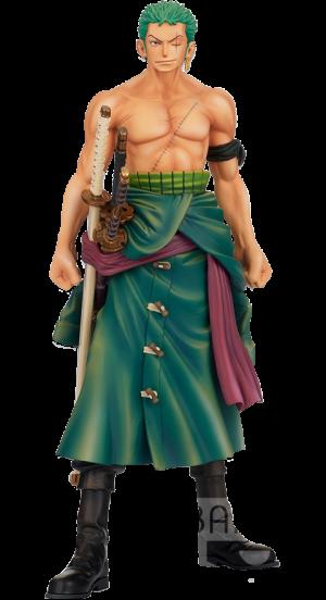 The Roronoa Zoro Collectible Figure