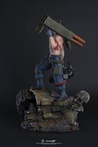 Gallery Image of Bryan Fury Quarter Scale Statue