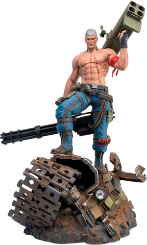 Bryan Fury Quarter Scale Statue