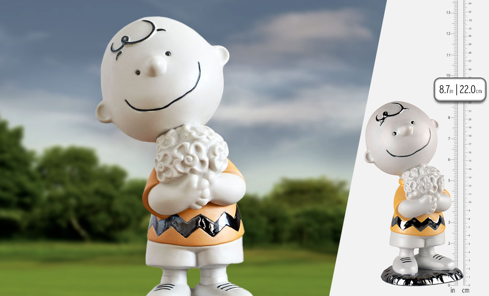 Gallery Feature Image of Charlie Brown Figurine - Click to open image gallery