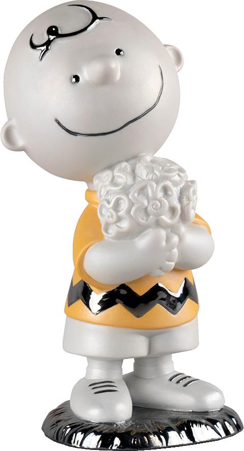 Lladró Charlie Brown Figurine