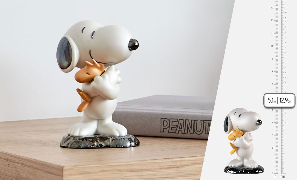 Gallery Feature Image of Snoopy Figurine - Click to open image gallery